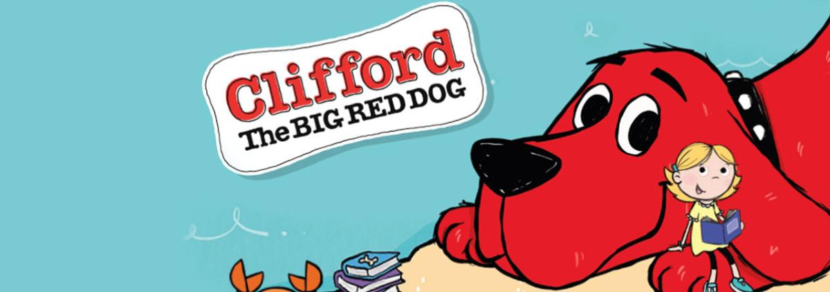 Clifford the Big Red Dog 2021