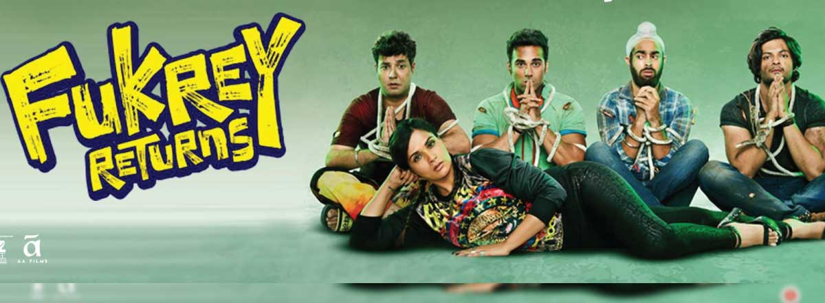 fukrey returns movie posters