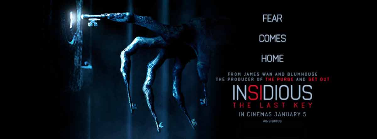 Insidious The Last Key Movie Cast Release Date Trailer Posters Reviews News Photos Videos Moviekoop