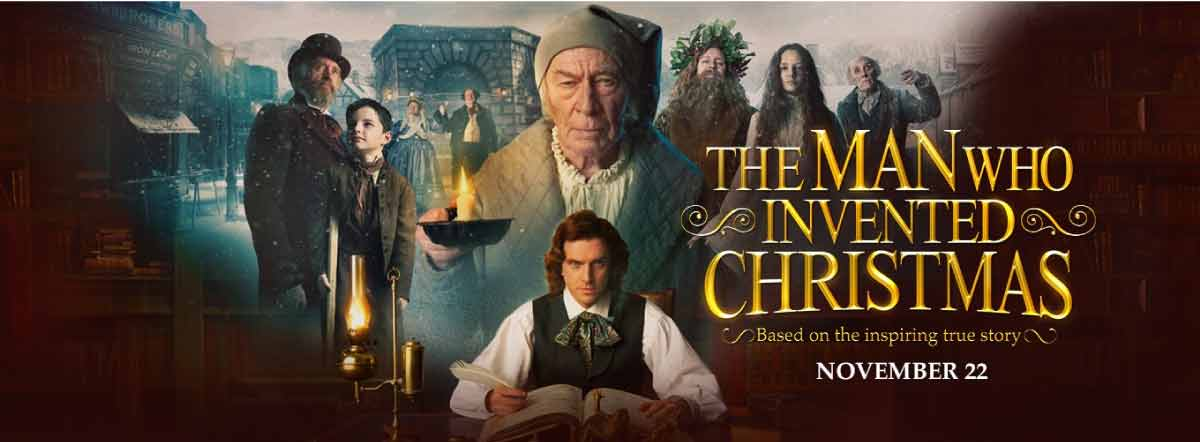 The Man Who Invented Christmas Release Date.The Man Who Invented Christmas Movie Cast Release Date