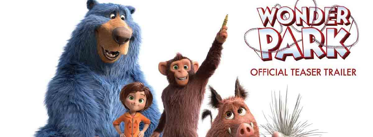 wonder park movie cast release date trailer posters