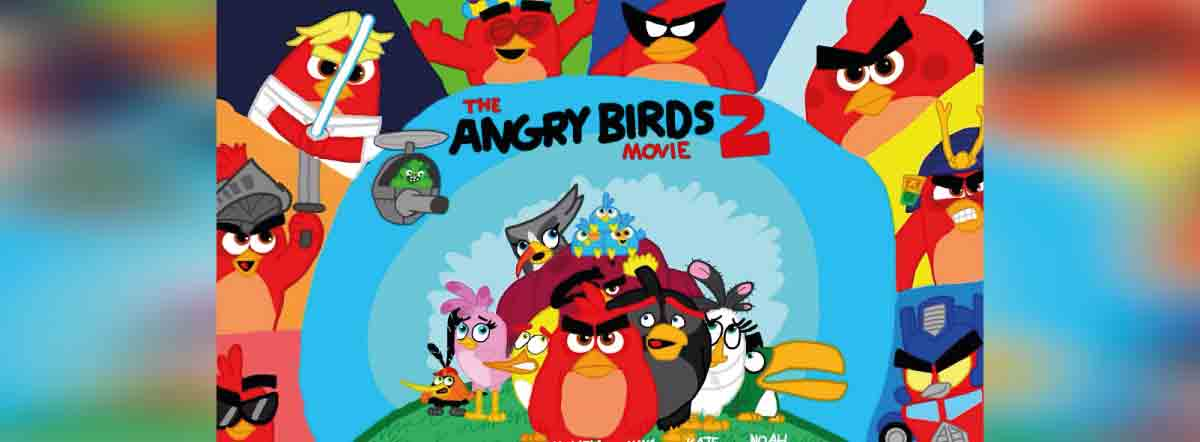 The Angry Birds Movie 2 Movie Cast Release Date Trailer