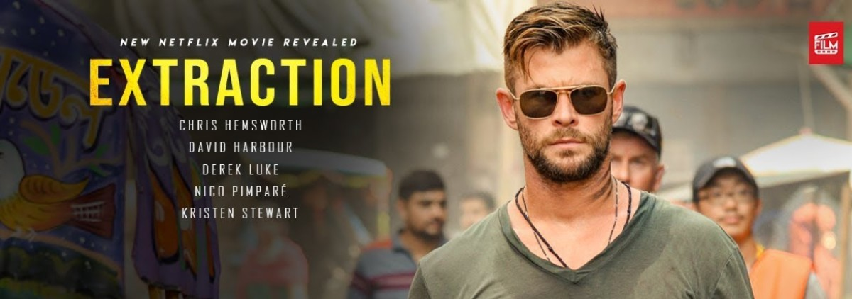 Extraction 2020 Movie Cast Release Date Trailer Posters Reviews News Photos Videos Moviekoop