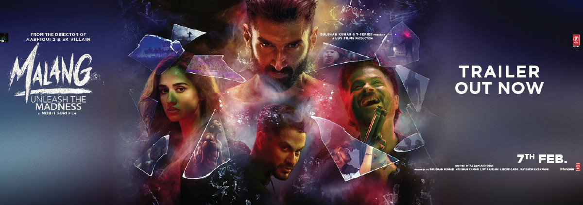 Malang Movie Review Aditya Roy Kapur Starrer Is A Mixture Of Romance Action Thriller And Suspense But Still The Narration Looks Outdated Moviekoop