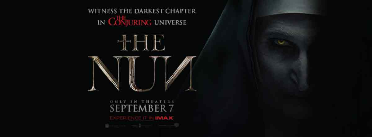 Image result for the nun poster