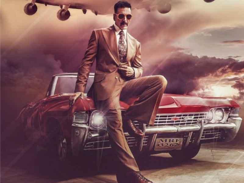 Image result for latest images of akshay kumar new movie bell bottom