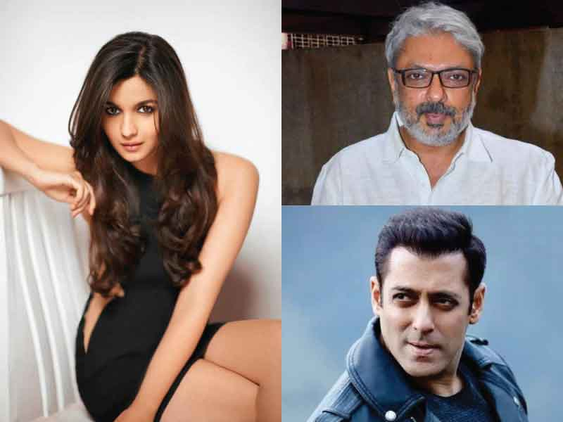 Alia Bhatt and Salman Khan coming together for SLB's 'Inshallah'