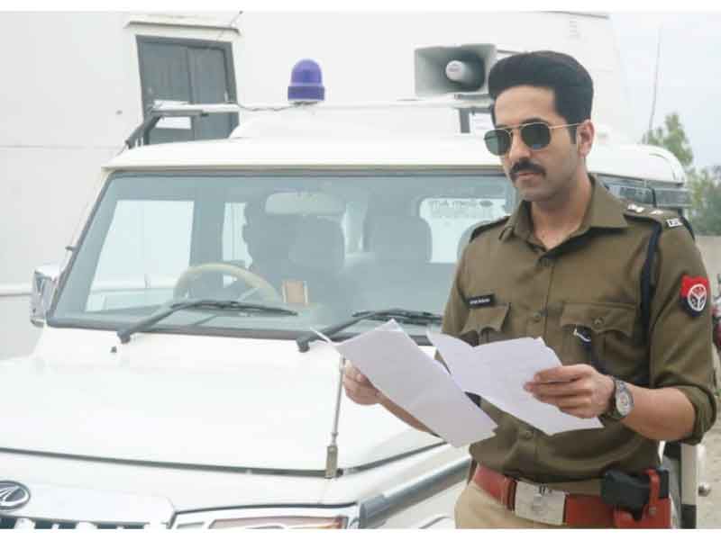 Ayushmann Khurrana breaking his 'Boy Next Door' image by essaying a cop in his next.