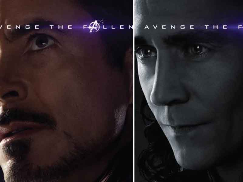 New Avengers: End Game posters revealed