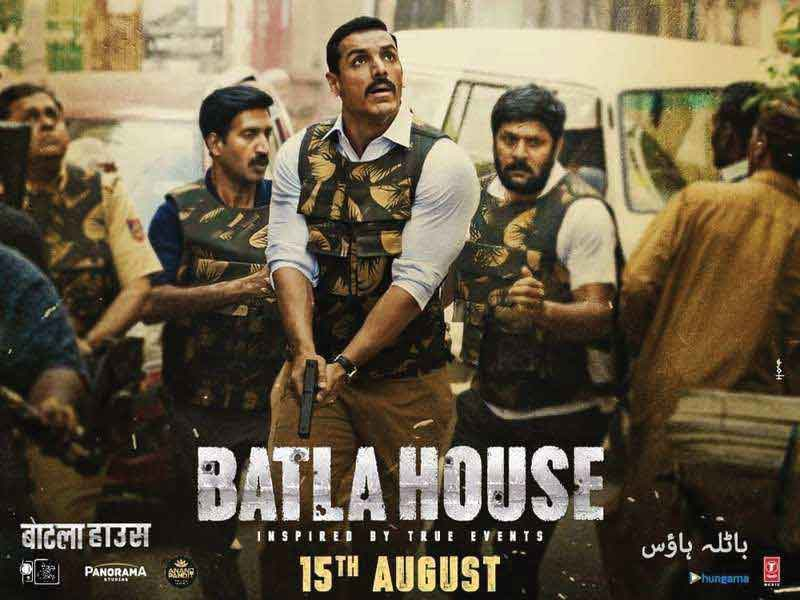 'Batla House' Teasers: John Abraham's character tries to examine the 11-year-old controversy.