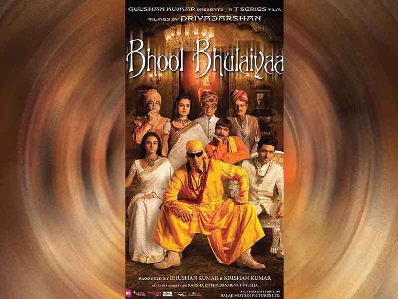 Akshay Kumar and Vidya Balan starrer Bhool Bhulaiya to get a sequel.