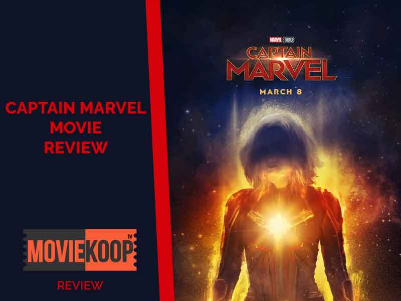 Captain Marvel Movie Review: An entertaining flick and definitely a treat for Marvel fans.