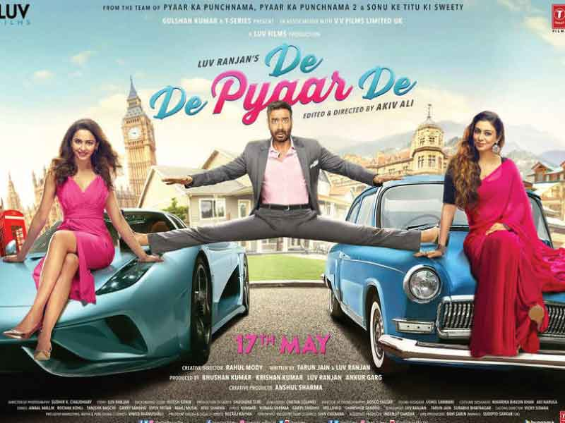 'De De Pyar De' release will be preponed to May 16th.