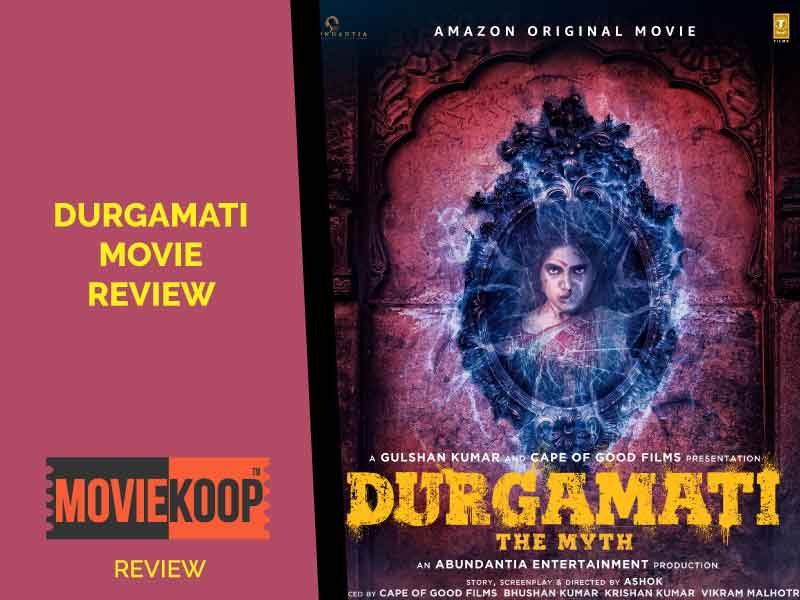 Durgamati Movie Review: Bhumi Pednekar couldn't match the screen presence of Anushka Shetty