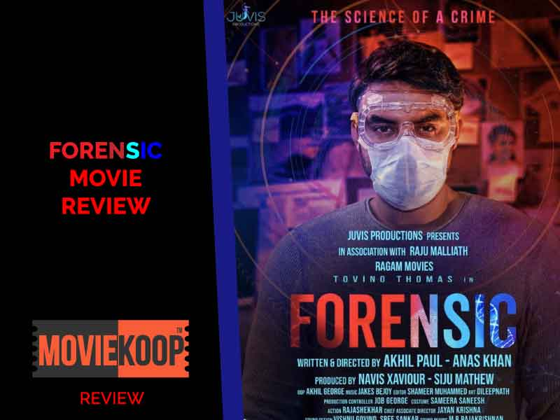Forensic Movie Review A Decent Crime Thriller Moviekoop