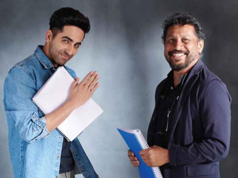 Amitabh Bachchan and Ayushmann Khurrana teaming up for the first time in Shoojit Sircar's 'Gulabo Sitabo'.