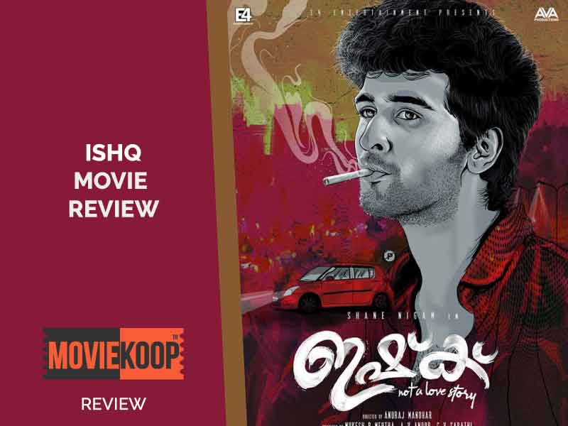 Ishq Movie Review: This Romantic thriller has its own charm.