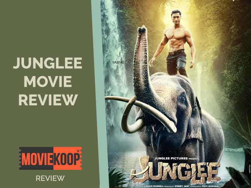 Junglee Movie Review: A Cast that has pulled off an extreme movie successfully.