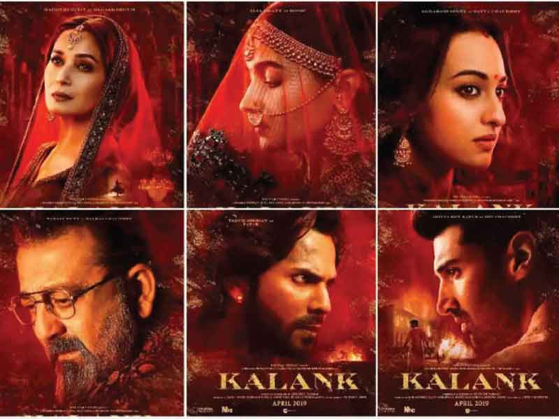 'Kalank', is it a war between two families or an Epic love story? Predicting the story and characterization of 'Kalank'