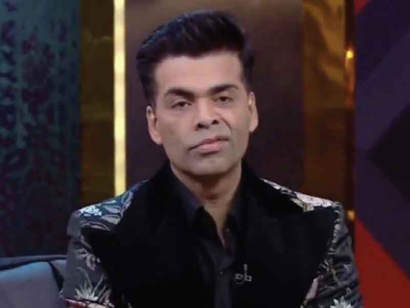 #ShameOnYouKaranJohar is trending, KJO faces abuse from twitteraties