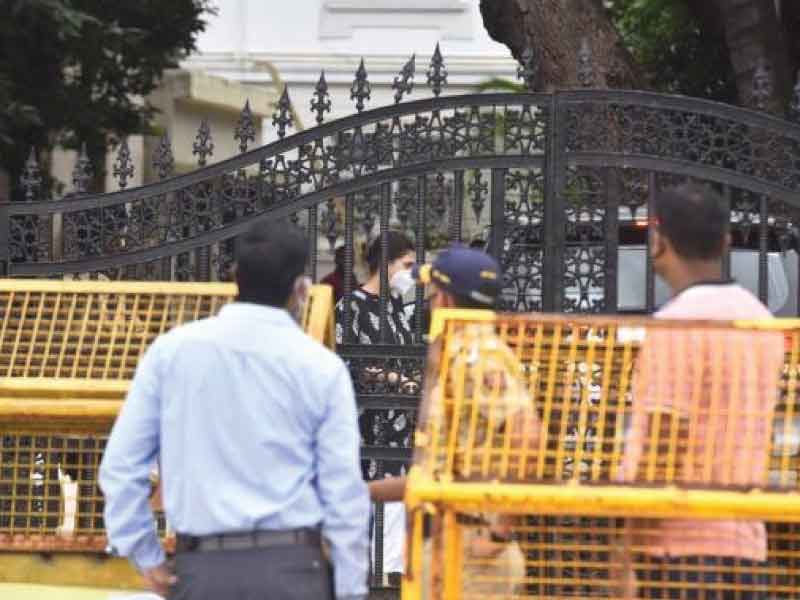 Deepika Padukone's manager Karishma Prakash arrives at NCB office for drug nexus case