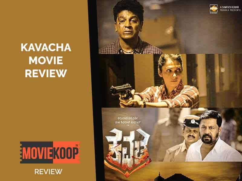Kavacha Review: A remake which is an overdose commercial version of the original.