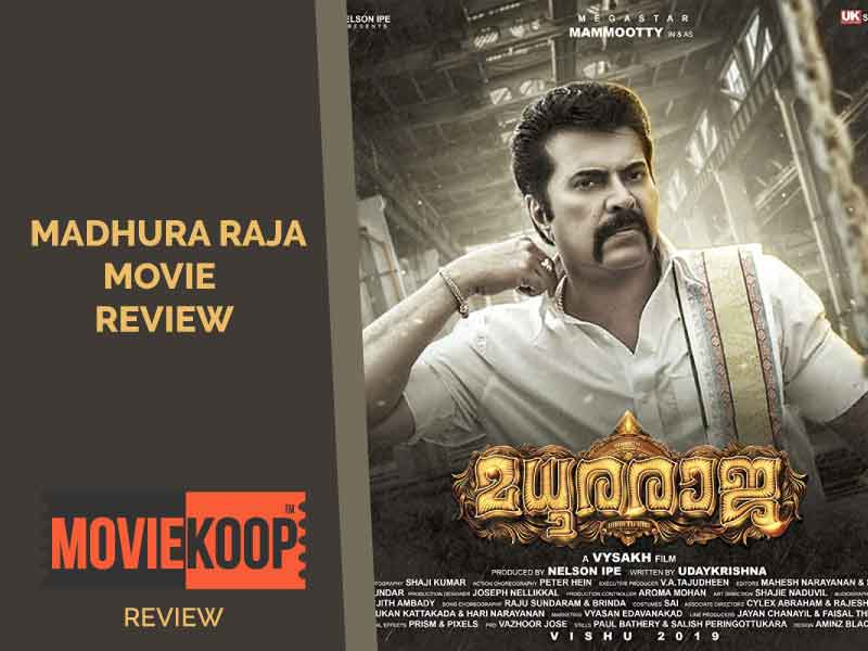 Madhuraraja Review: Strictly for Mammootty fans