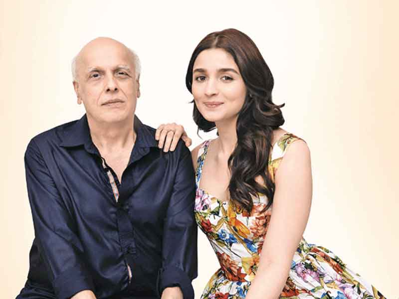 Mahesh Bhatt starts the shooting of 'Sadak 2'.