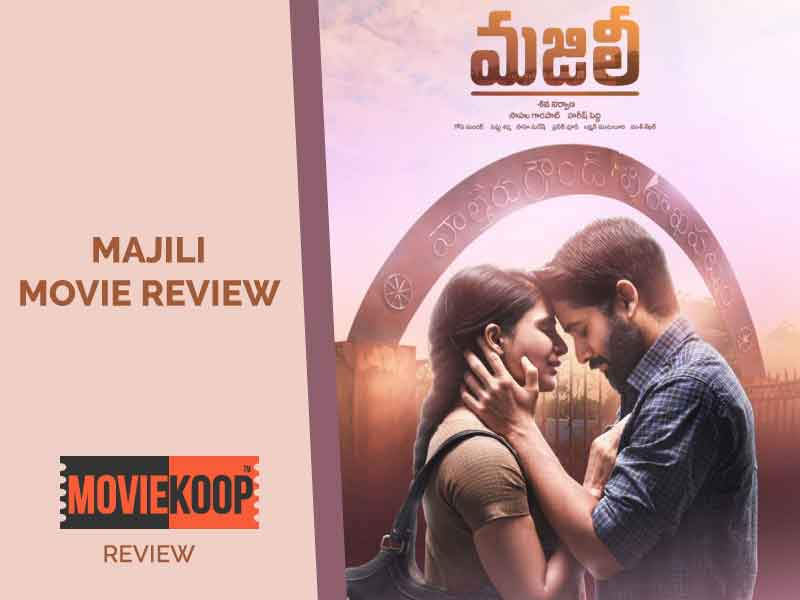 Majili Movie Review : Movie that deals with two phases of life, love and marriage, gets a bit confusing in timeline.
