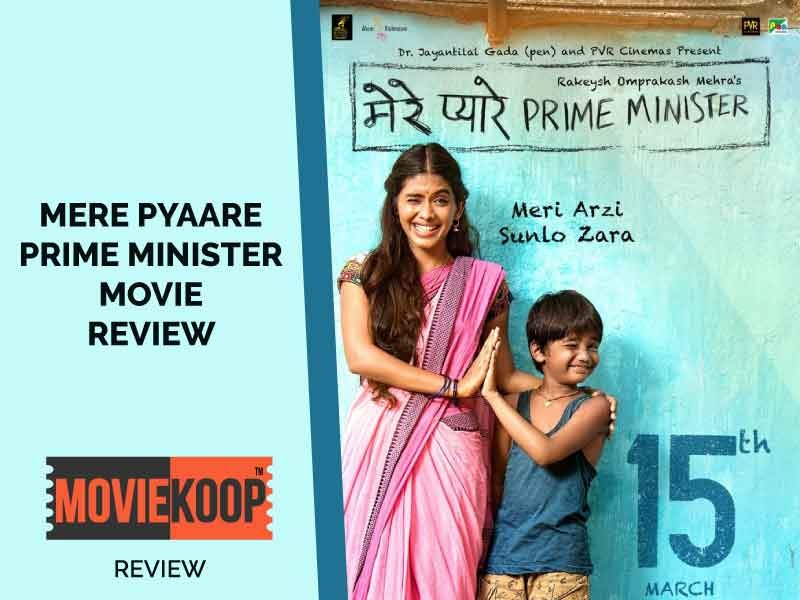 Mere Pyaare Prime Minister Review: Dull Attempt to showcase the well intention-ed story.