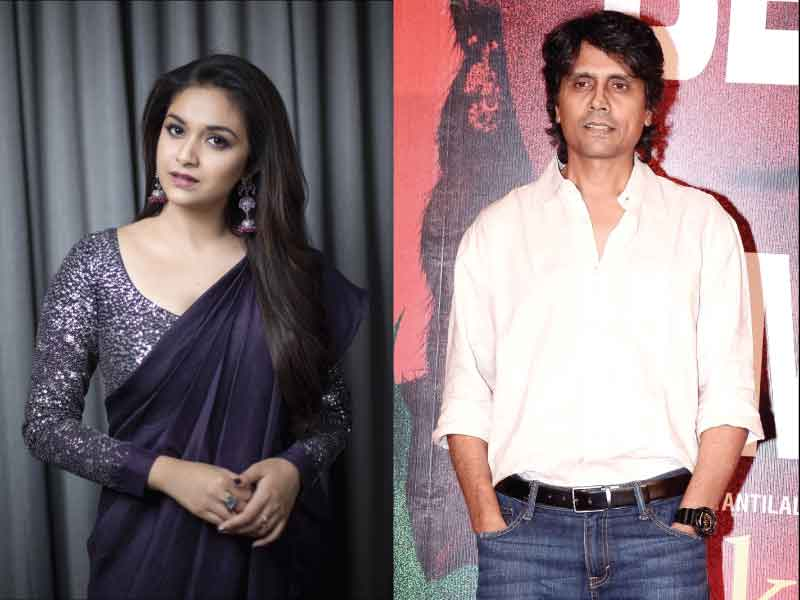Nagesh Kukunoor and Keerthy Suresh teams up for a sports film.