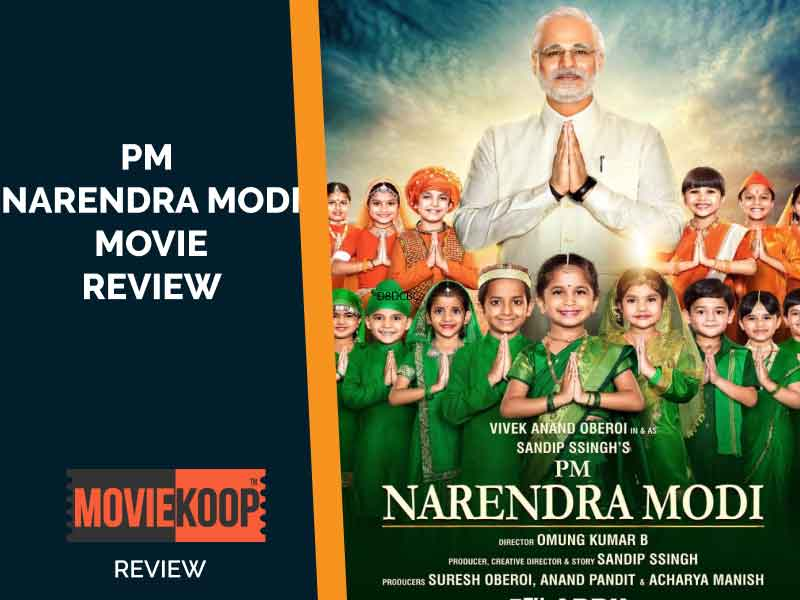 PM Narendra Modi Movie Review: The film is a gift to Narendra Modi for winning elections.