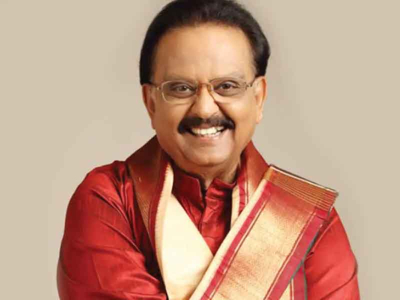 Legendary Singer SP Balasubrahmanyam passes away at the age 74.