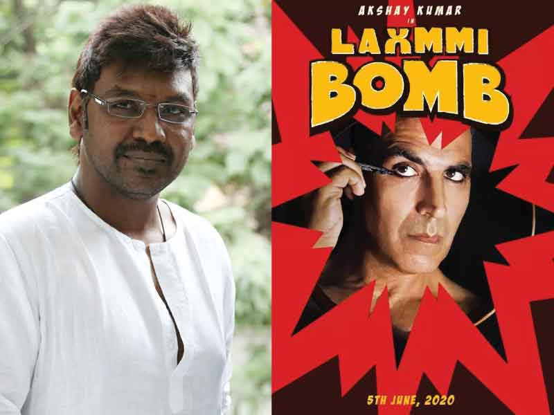 Laxmmi Bomb: The director Raghava Lawrence of the film 'Laxmmi Bomb' starring Akshay Kumar backed out from the project.