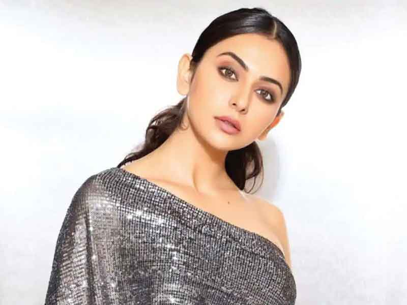 Rakul Preet Singh arrives at NCB office