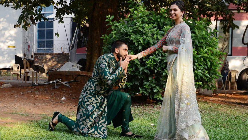 Deepika Padukone , Ranveer Singh