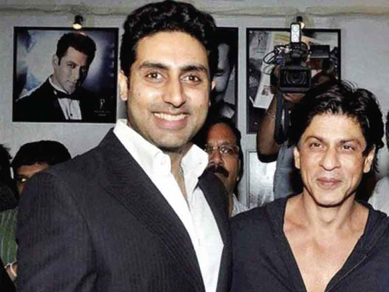 Bob Biswas: Shah Rukh Khan took to Twitter to congratulate Abhishek Bachchan and Bob Biswas team for finishing shoot on time.