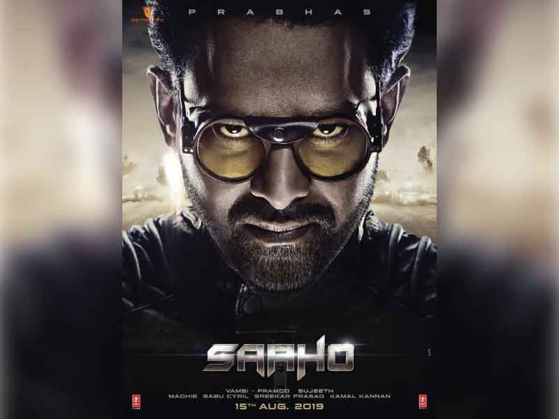 'Saaho' First Look Poster: The most awaited film of the year 'Saaho' starring Prabhas first look poster is out.