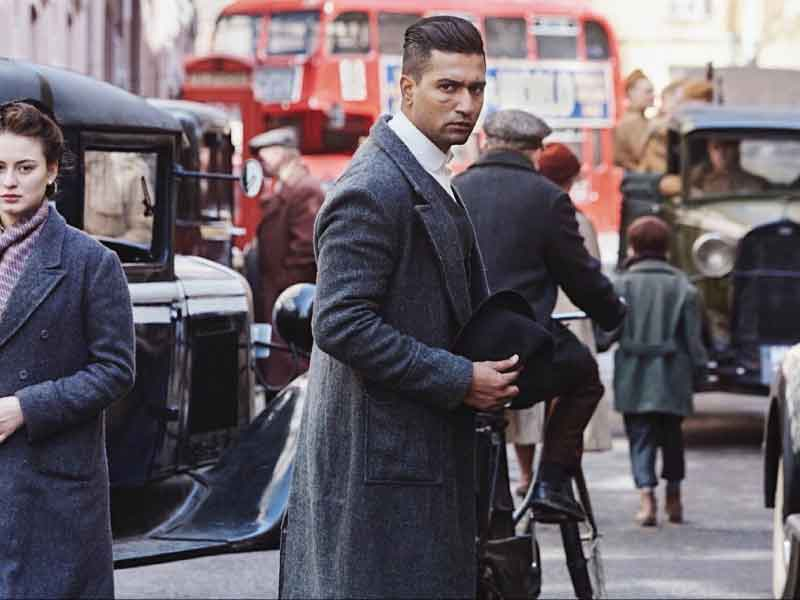 Sardar Udham Singh first look: Vicky Kaushal is back as the martyr freedom fighter Sardar Udham Singh.