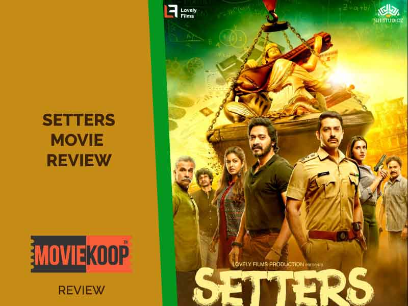 'Setters' Movie review: Could have been a good watch but falls flat.