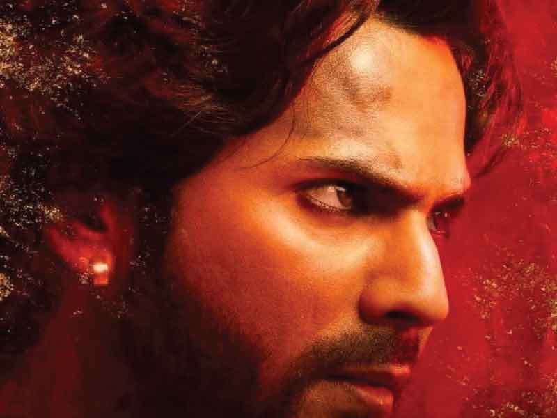 Varun Dhawan is 'Zafar' in Karan Johar's Kalank: First Look
