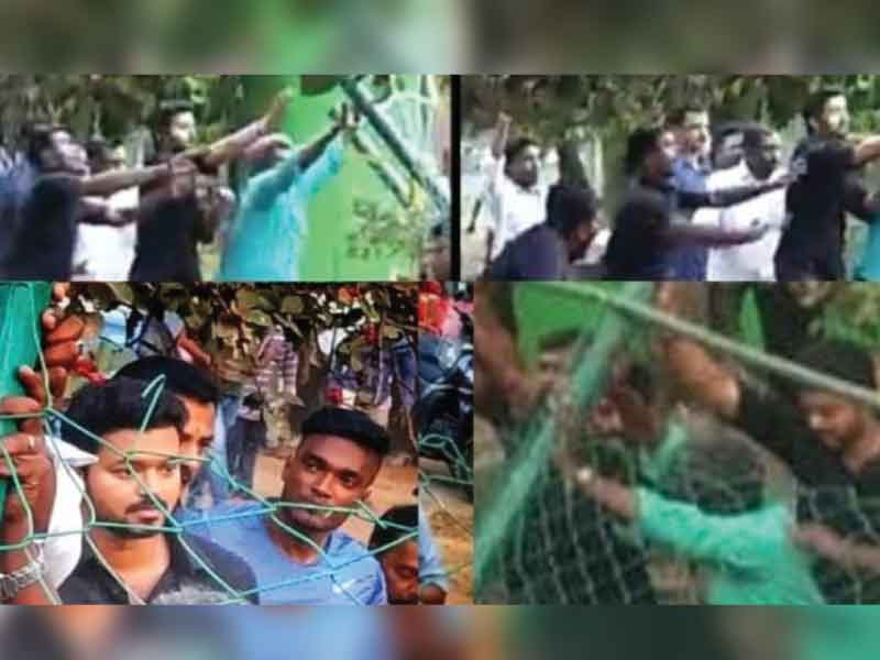 Thalapathy Vijay's gesture to prevent injuries to fans is winning hearts