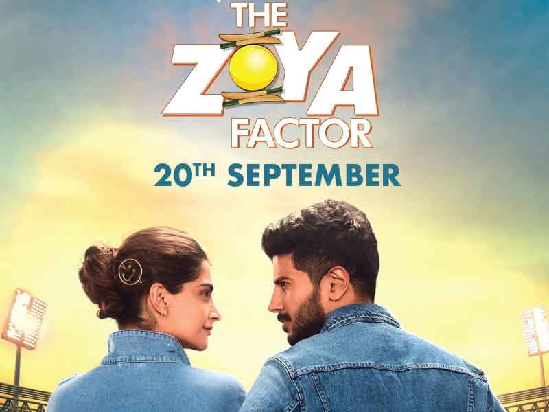 'The Zoya Factor' Movie: Sonam Kapoor and Dulquer Salman starrer gets a new release date; releases new poster.