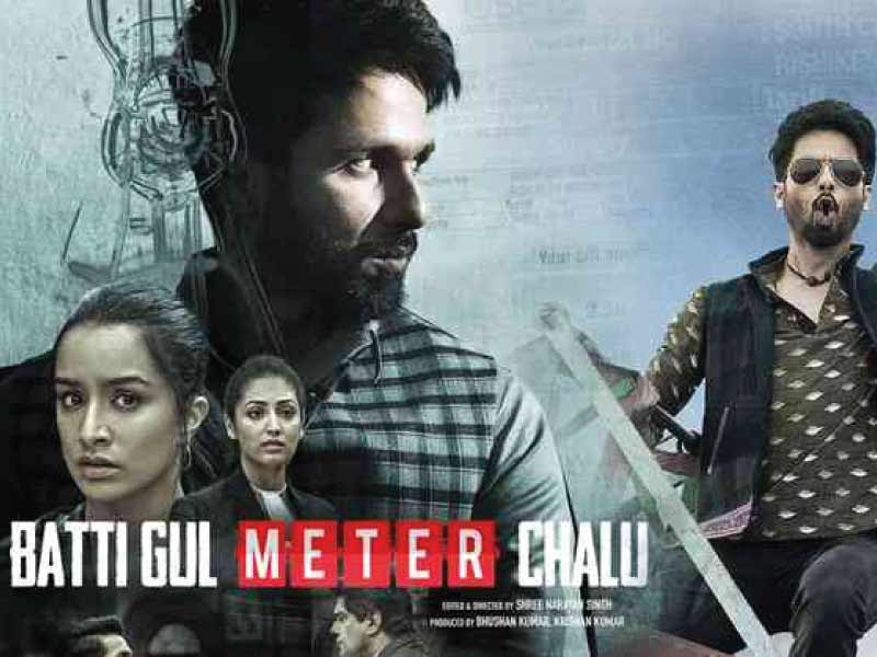 Batti Gul Meter Chalu Movie Review: Not the movie we expected it to be