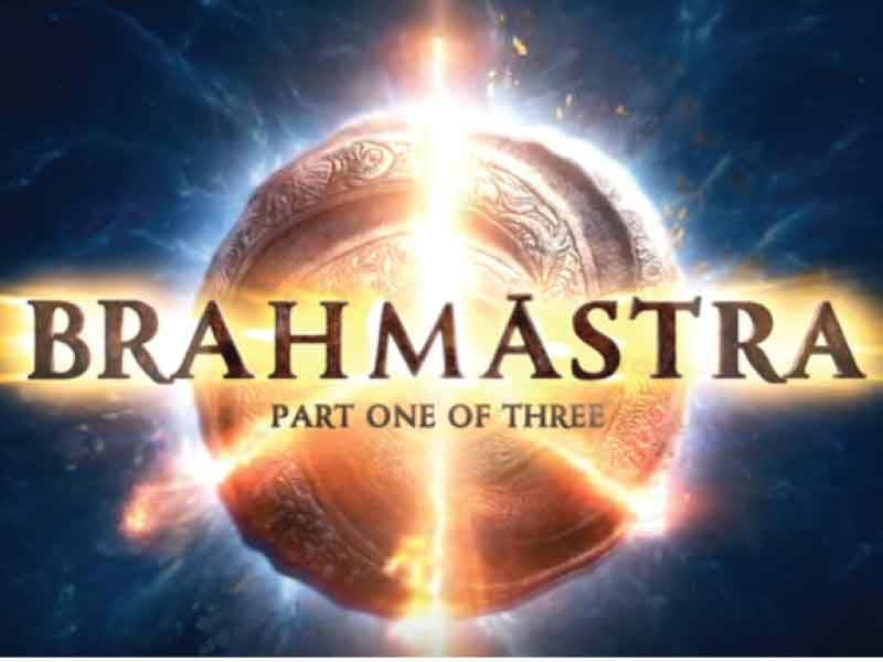 Gird your Loins! Brahmastra's official logo is been released
