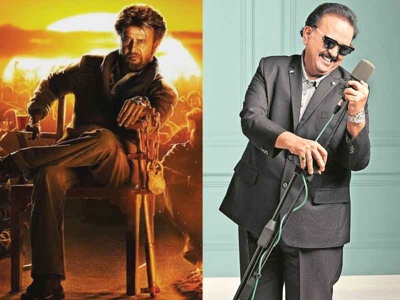 SPB to sing intro song for Rajini's 'Darbar'.