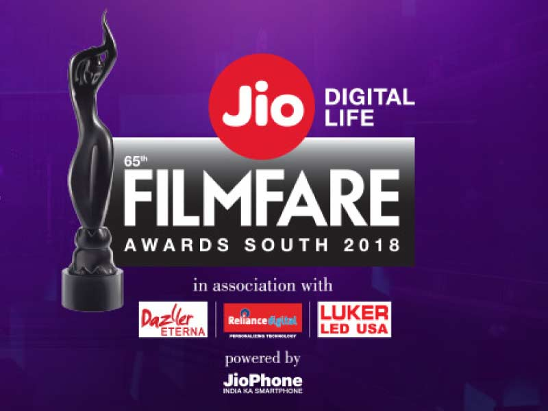 65th Jio Filmfare Awards Nominations in the favour of Tamil film 'MERSAL'