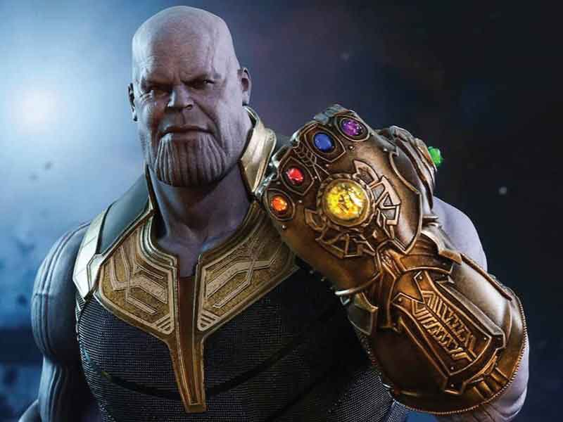 Oh Snap! Google Thanos, click the gauntlet and see the magic.