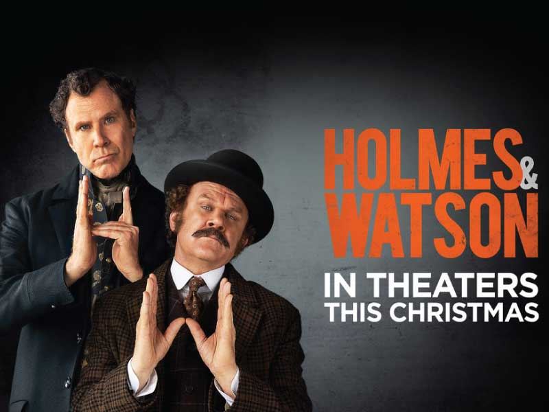 Holmes and Watson trailer decode: Not your usual Sherlock Holmes