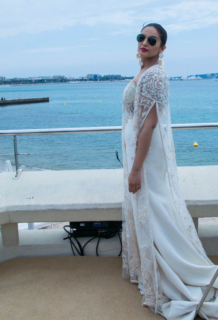 Huma Qureshi in Cannes